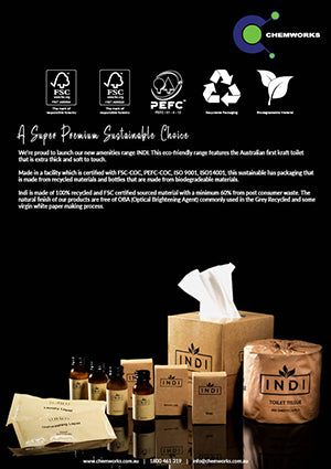 Sustainable Choice in Hotel Amenities