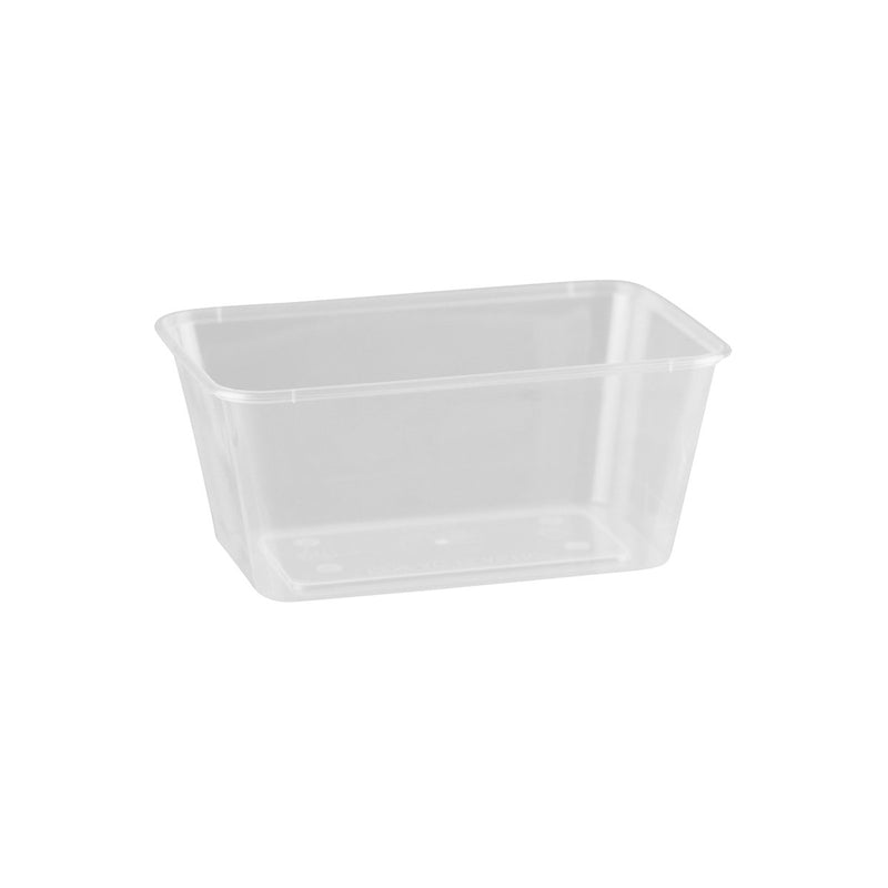 02CR1000 Chemworks Rectangular Container 175x120x70mm / 1000ml Chemworks Hospitality Canberra