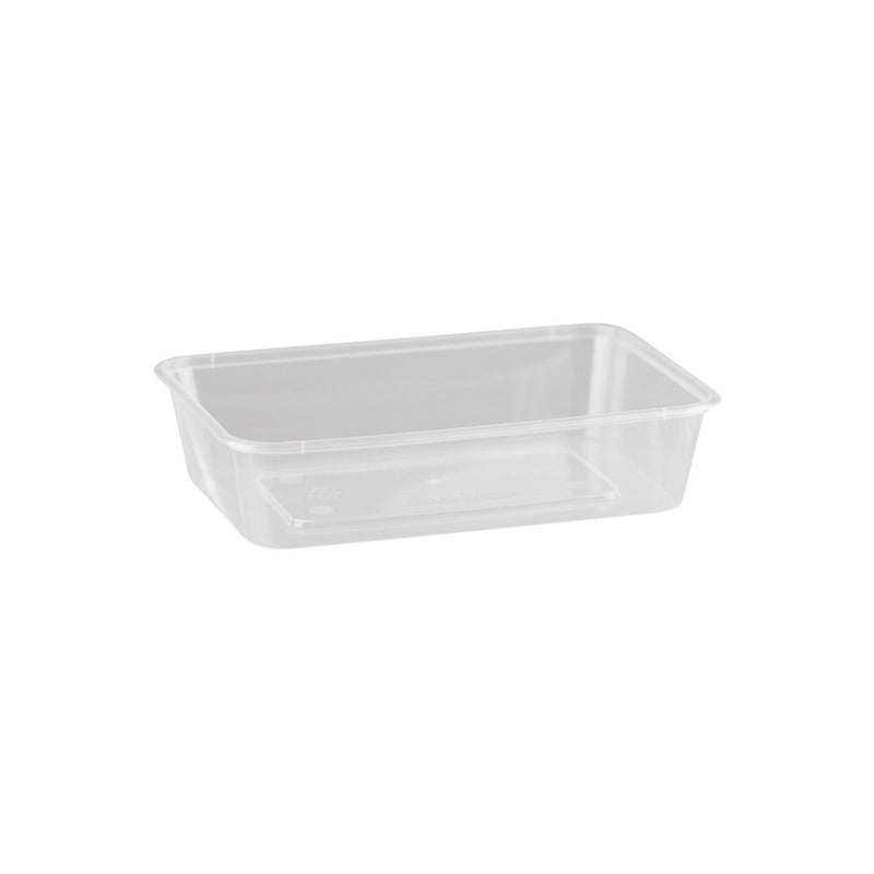 02CR500 Chemworks Rectangular Container 175x120x40mm / 500ml Chemworks Hospitality Canberra