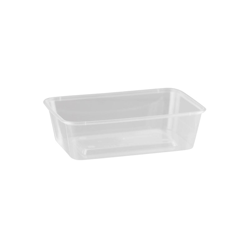 02CR600 Chemworks Rectangular Container 175x120x42mm / 600ml Chemworks Hospitality Canberra