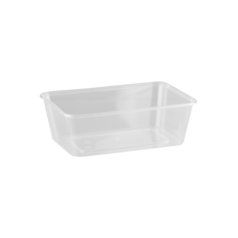02CR750 Chemworks Rectangular Container 175x120x58mm / 750ml Chemworks Hospitality Canberra