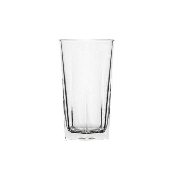 0321035-TR Polysafe Jasper Stackable Certified & Nucleated Highball Chemworks Hospitality