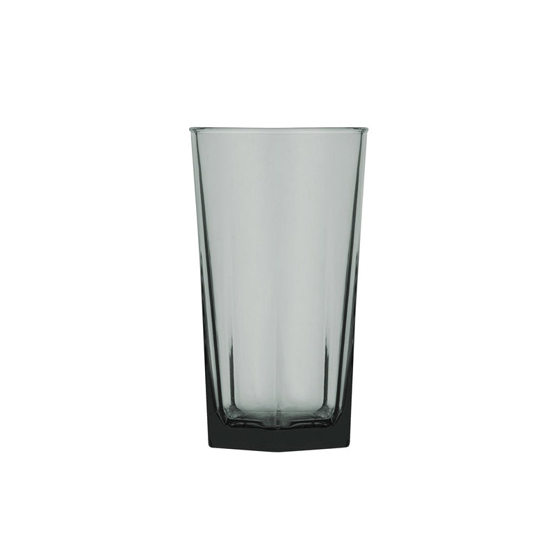 0321535-TR Polysafe Jasper Smoke Stackable Certified & Nucleated Highball Chemworks Hospitality