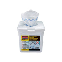 1965239 Rubbermaid Hygen Disposable Microfibre Single Use Cloth Starter Pack Tub with 160 Wipes Chemworks Hospitality Canberra