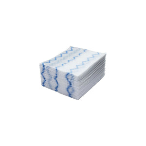 1965240 Rubbermaid Hygen Disposable Microfibre Single Use Cloth Wipe Refill Pack 640 Wipes Chemworks Hospitality Canberra