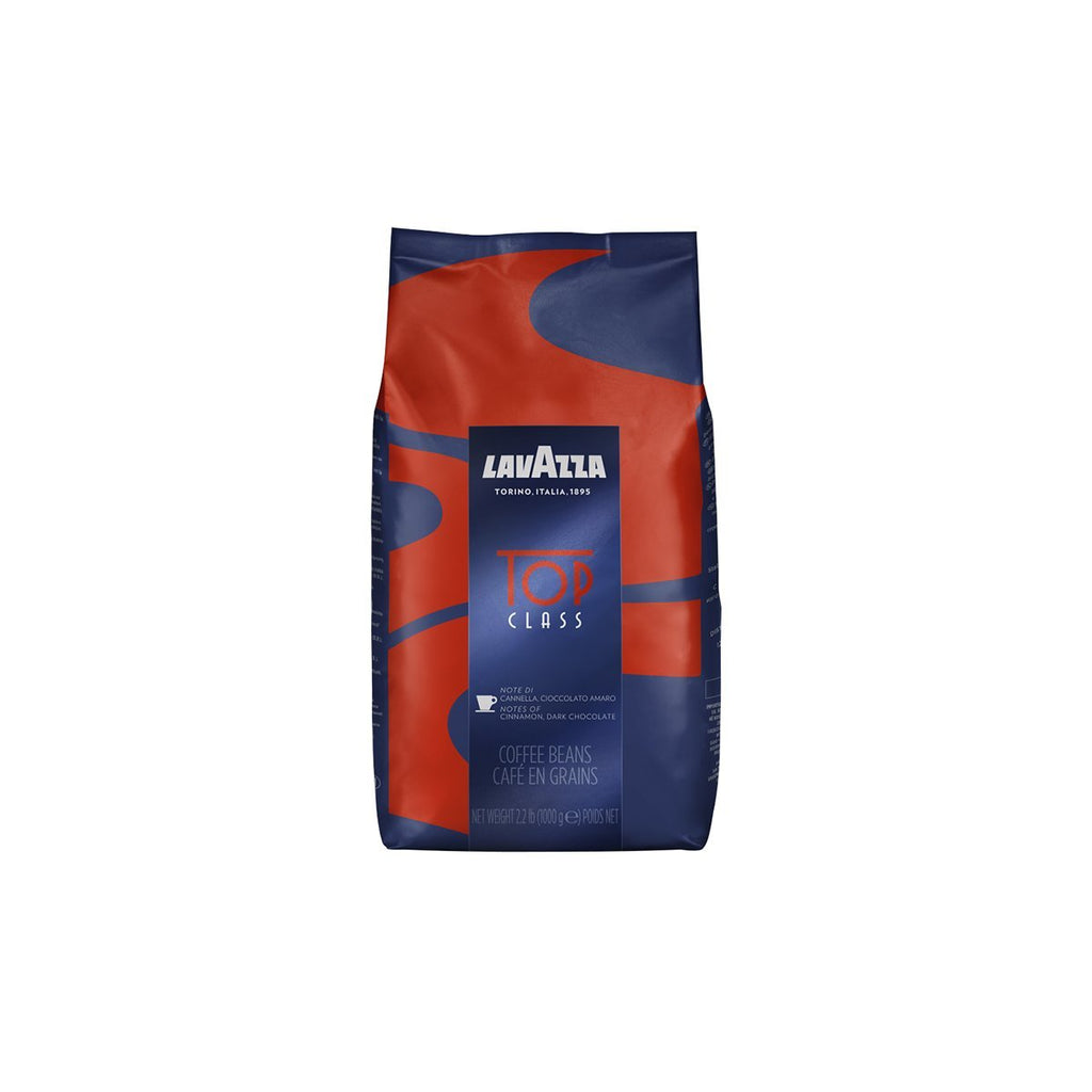 2010 Lavazza Special Blend Coffee Beans Top Class 1kg (cinnamon and dark chocolate)