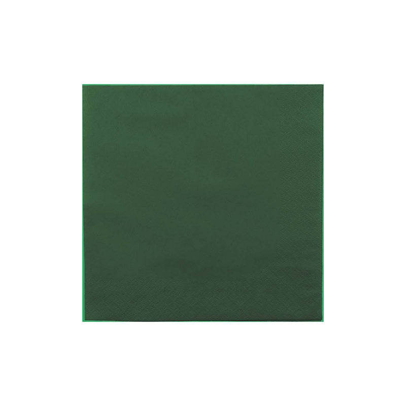 2LPG Napkins 2Ply Luncheon Napkins Pine Green Chemworks Hospitality Canberra