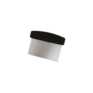 30128-TR Dough Scraper Stainless Steel Blade | Plastic Handle 175mm Chemworks Hospitality
