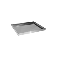 30545-TR Drip Tray For Glass Baskets Stainless Steel Chemworks Hospitality