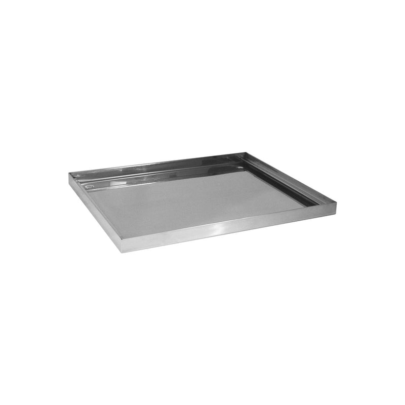 30550-TR Drip Tray For Glass Baskets Stainless Steel Chemworks Hospitality
