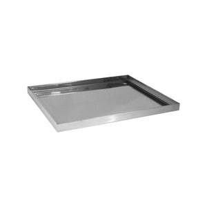 30552-TR Drip Tray For Glass Baskets Stainless Steel Chemworks Hospitality