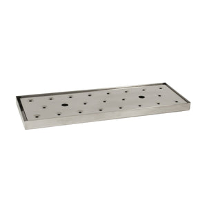30555-TR Bar Drip Tray Stainless Steel