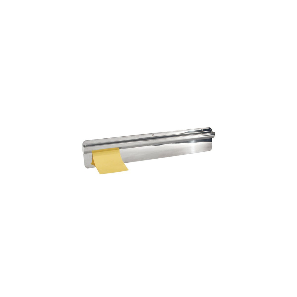 30680-TR Docket Holder Stainless Steel 450mm Chemworks Hospitality