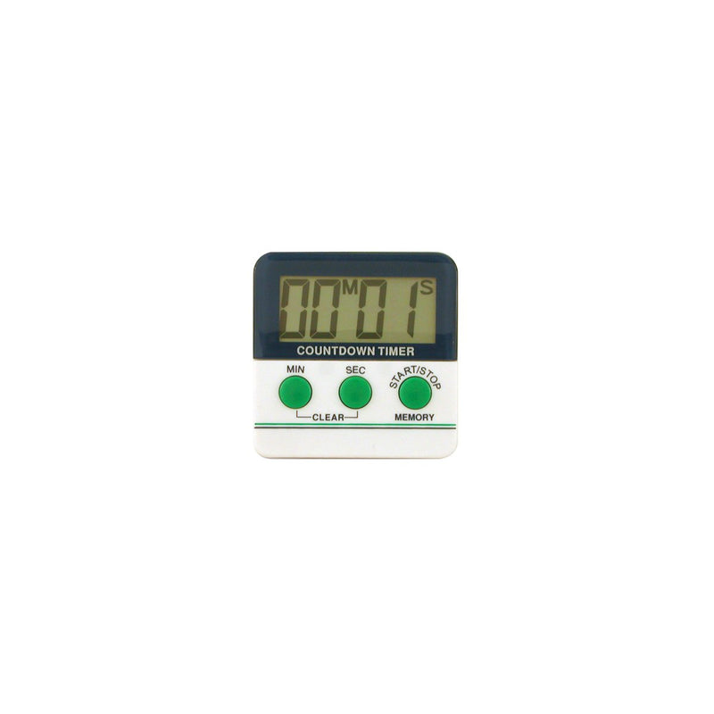 30785-TR CaterChef Big Digit Timer Chemworks Hospitality