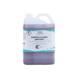 34102 Sanipan Cleaner / Sanitiser Chemworks Hospitality Canberra