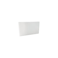 40315-TR Cutting Board 13mm Chemworks Hospitality Thick | White 205x300mm Chemworks Hospitality