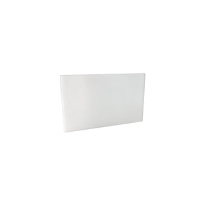 40319-TR Cutting Board 13mm Chemworks Hospitality Thick | White 250x400mm Chemworks Hospitality