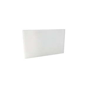 40341-TR Cutting Board 19mm Chemworks Hospitality Thick | White 300x450mm Chemworks Hospitality