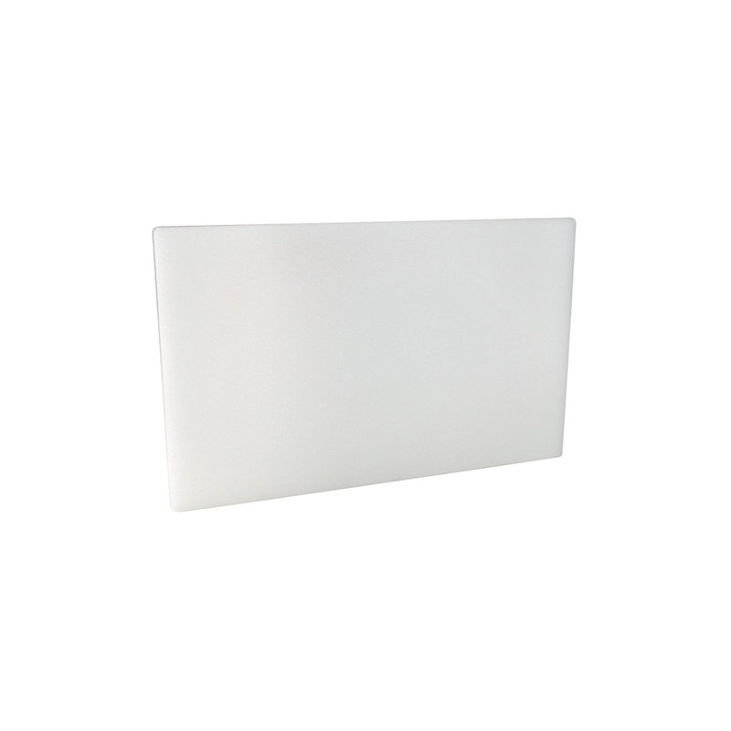 40342-TR Cutting Board 19mm Chemworks Hospitality Thick | White 380x510mm Chemworks Hospitality