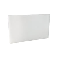 40343-TR Cutting Board 19mm Chemworks Hospitality Thick | White 450x600mm Chemworks Hospitality