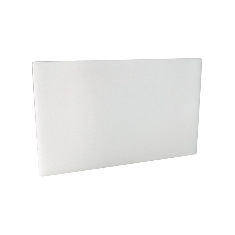 40344-TR Cutting Board 19mm Chemworks Hospitality Thick | White 450x750mm Chemworks Hospitality