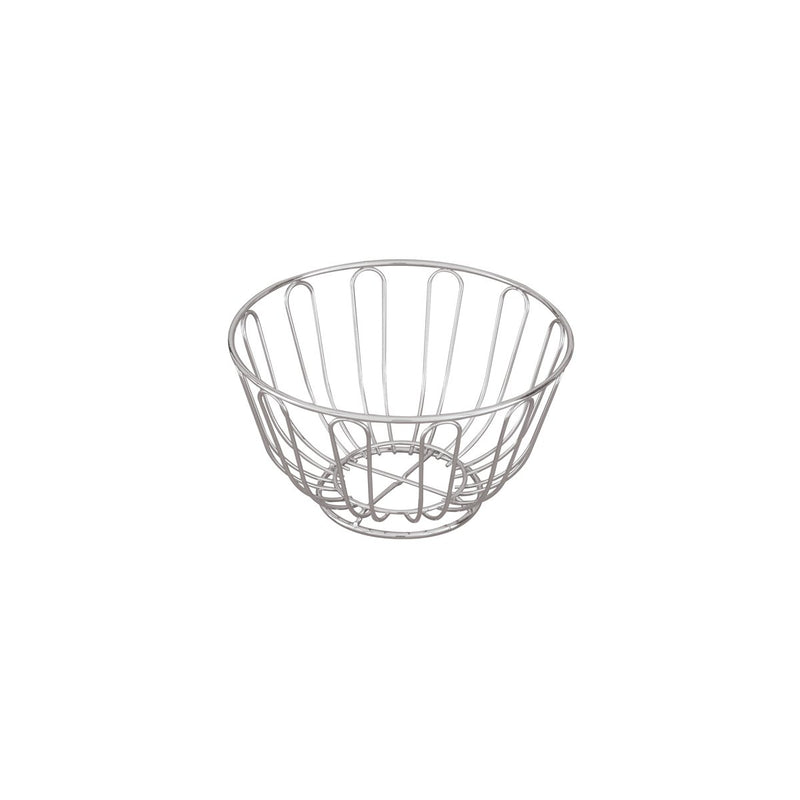 41820-TR Display Baskets Round Basket 200x115mm Chemworks Hospitality Canberra