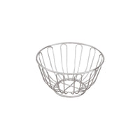 41821-TR Display Baskets Round Basket 240x115mm Chemworks Hospitality Canberra