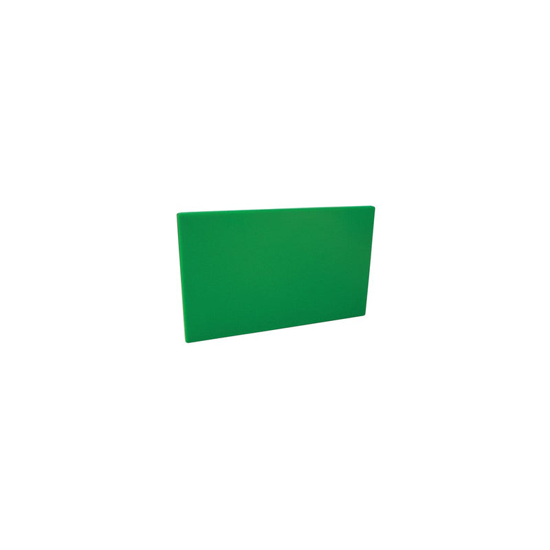 48015-GN-TR Cutting Board 13mm Chemworks Hospitality Thick | Green 205x300mm Chemworks Hospitality