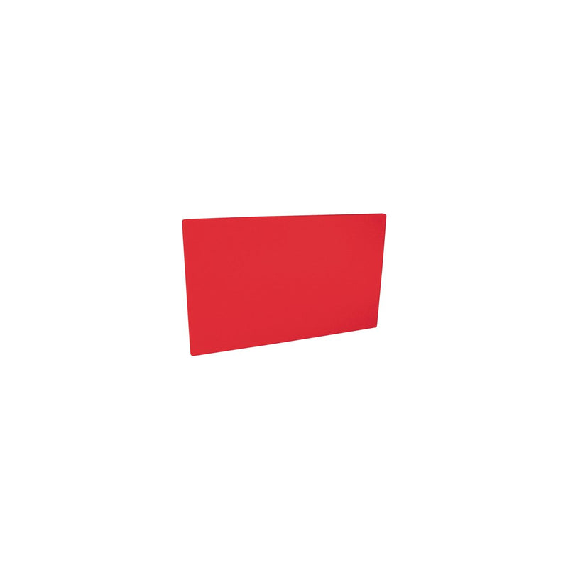48015-R-TR Cutting Board 13mm Chemworks Hospitality Thick | Red 205x300mm Chemworks Hospitality