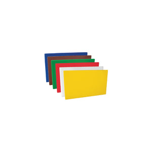 48015-TR Cutting Board Set 13mm Chemworks Hospitality Thick 205x300mm Chemworks Hospitality