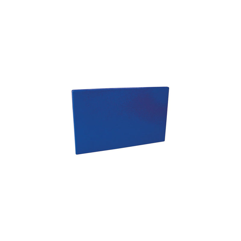 48019-BL-TR Cutting Board 13mm Chemworks Hospitality Thick | Blue 250x400mm Chemworks Hospitality