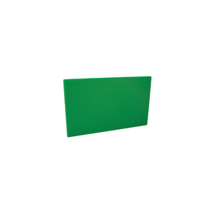 48019-GN-TR Cutting Board 13mm Chemworks Hospitality Thick | Green 250x400mm Chemworks Hospitality