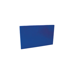 48020-BL-TR Cutting Board 13mm Chemworks Hospitality Thick | Blue 300x450mm Chemworks Hospitality