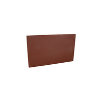 48020-BN-TR Cutting Board 13mm Chemworks Hospitality Thick | Brown 300x450mm Chemworks Hospitality