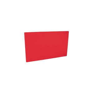 48020-R-TR Cutting Board 13mm Chemworks Hospitality Thick | Red 300x450mm Chemworks Hospitality