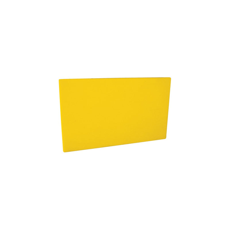 48020-Y-TR Cutting Board 13mm Chemworks Hospitality Thick | Yellow 300x450mm Chemworks Hospitality