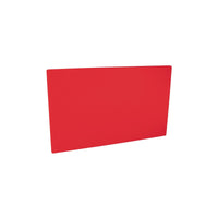 48021-R-TR Cutting Board 13mm Chemworks Hospitality Thick | Red 380x510mm Chemworks Hospitality