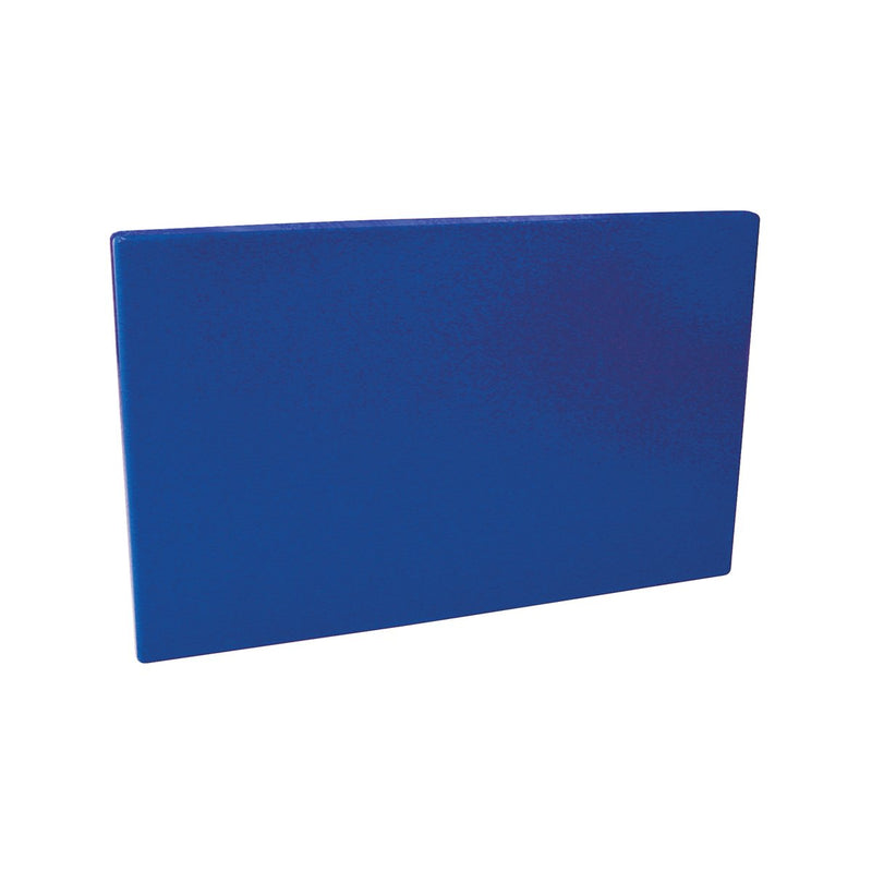 48022-BL-TR Cutting Board 13mm Chemworks Hospitality Thick | Blue 450x600mm Chemworks Hospitality