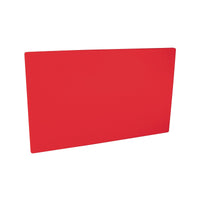 48022-R-TR Cutting Board 13mm Chemworks Hospitality Thick | Red 450x600mm Chemworks Hospitality