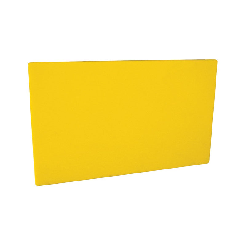 48022-Y-TR Cutting Board 13mm Chemworks Hospitality Thick | Yellow 450x600mm Chemworks Hospitality