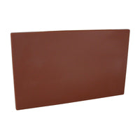 48030-BN-TR Cutting Board 20mm Chemworks Hospitality Thick | Brown 530x325mm Chemworks Hospitality