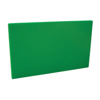 48030-GN-TR Cutting Board 20mm Chemworks Hospitality Thick | Green 530x325mm Chemworks Hospitality