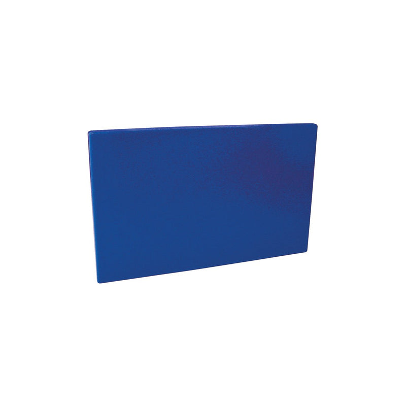48042-BL-TR Cutting Board 19mm Chemworks Hospitality Thick | Blue 380x510mm Chemworks Hospitality