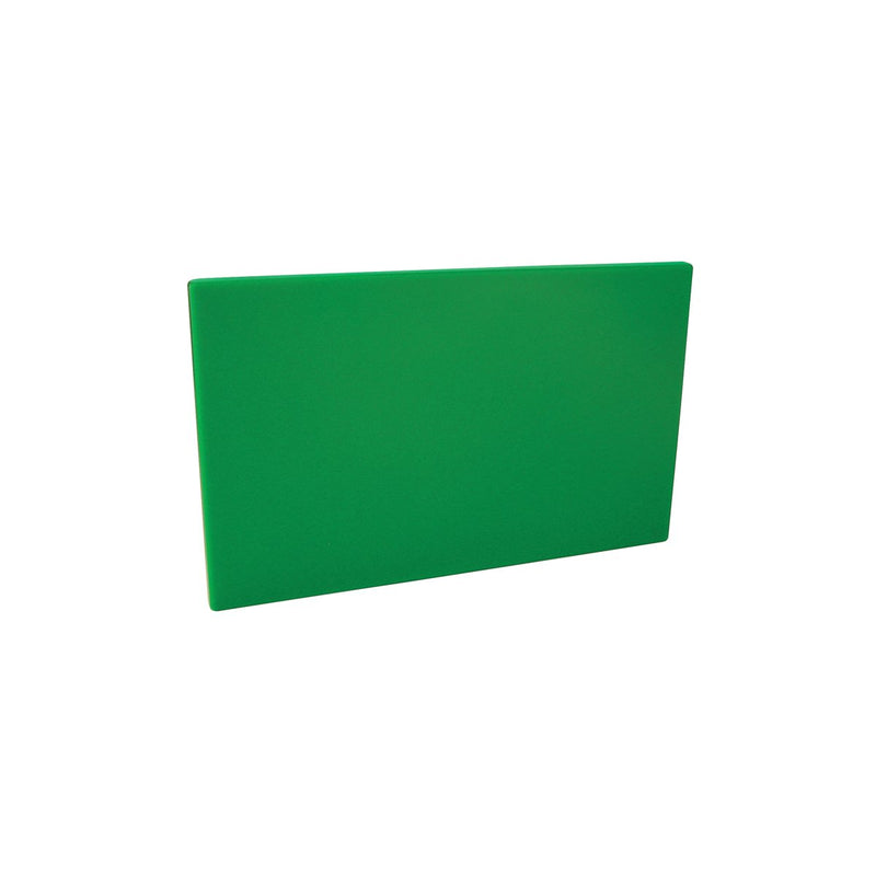 48042-GN-TR Cutting Board 19mm Chemworks Hospitality Thick | Green 380x510mm Chemworks Hospitality