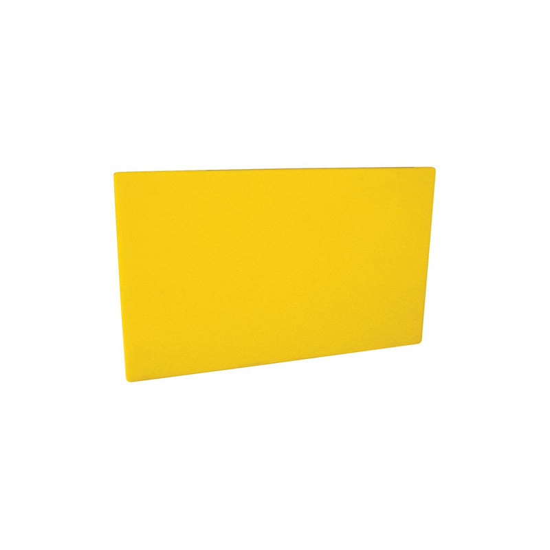 48042-Y-TR Cutting Board 19mm Chemworks Hospitality Thick | Yellow 380x510mm Chemworks Hospitality