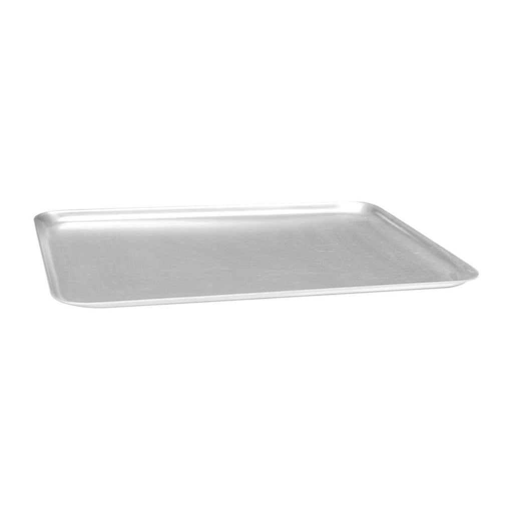 Sunnex Baking Sheet Aluminium With Flat Edge Chemworks Hospitality Supplies Canberra