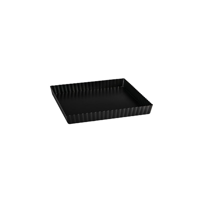 54104-TR Frenti Quiche Pan With Loose Base| Non Stick 230x230x25mm Chemworks Hospitality