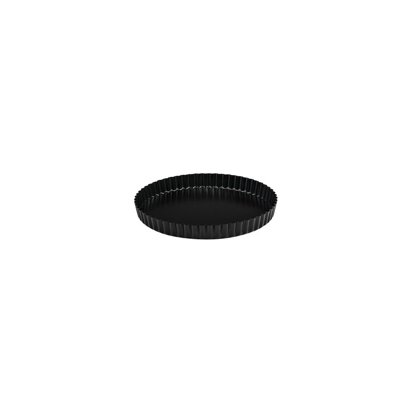 54124-TR Frenti Round Quiche Pan With Loose Base| Non Stick 280x28mm Chemworks Hospitality