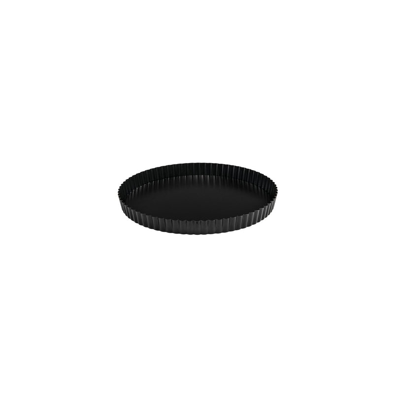 54128-TR Frenti Round Quiche Pan With Loose Base| Non Stick 240x28mm Chemworks Hospitality