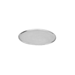 "66310-TR Pizza Plate Aluminium | Regular Coupe 250mm/10"" Chemworks Hospitality"